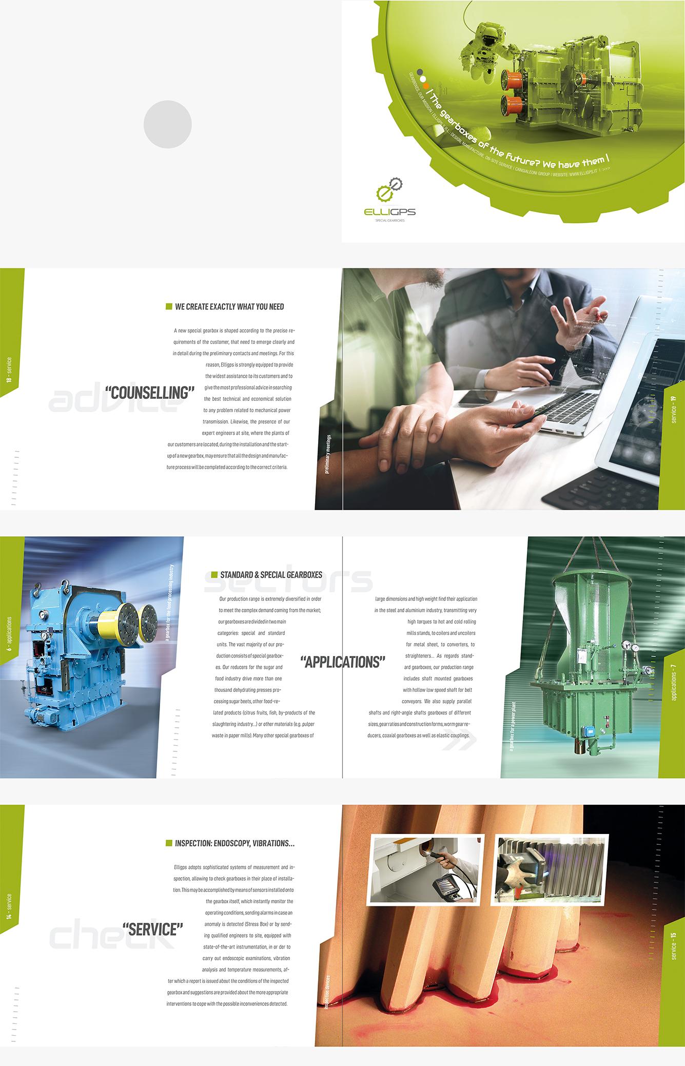 Ideazione brochure