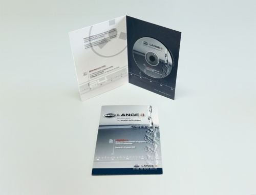 Realizzazione depliant e brochure