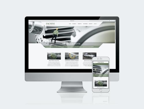Creazione sito WEB | Fachini (MI)